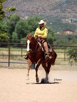 HorseBreakers Ranch Buckle Series ~ Afternoon Classes Ranch Riding