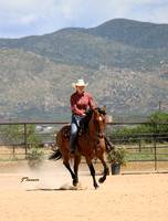 Green Rider ~ HorseBreakers Ranch Buckle ~ August 12th