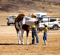 Western & Ranch Classes ~ Yavapai College Horse Show ~ Oct 7, 2017